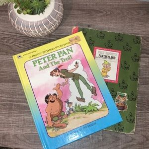Vintage Disney Book bundle